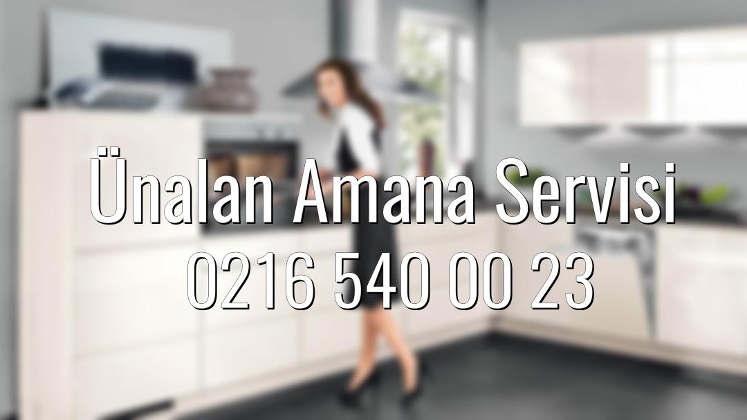 Ünalan Amana Servisi