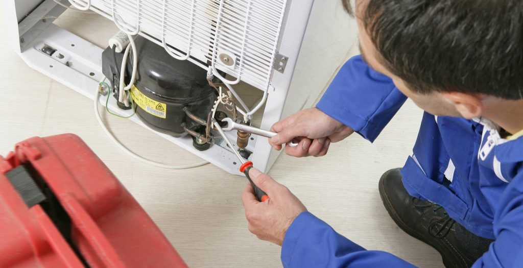 Amana Buzdolabı Motor Değişimi