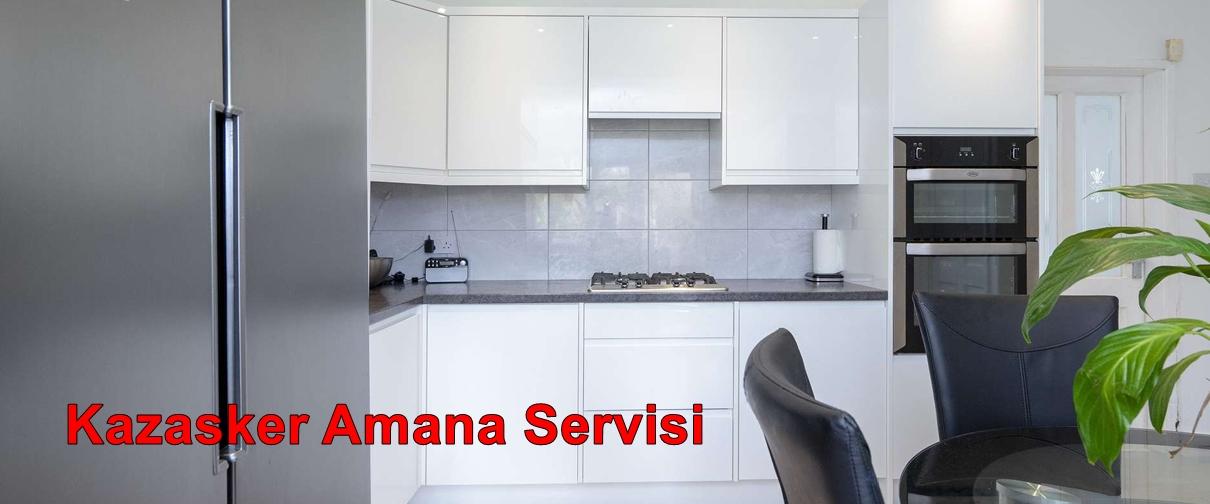 Kazasker Amana Servisi