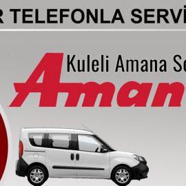 Kuleli Amana Servisi