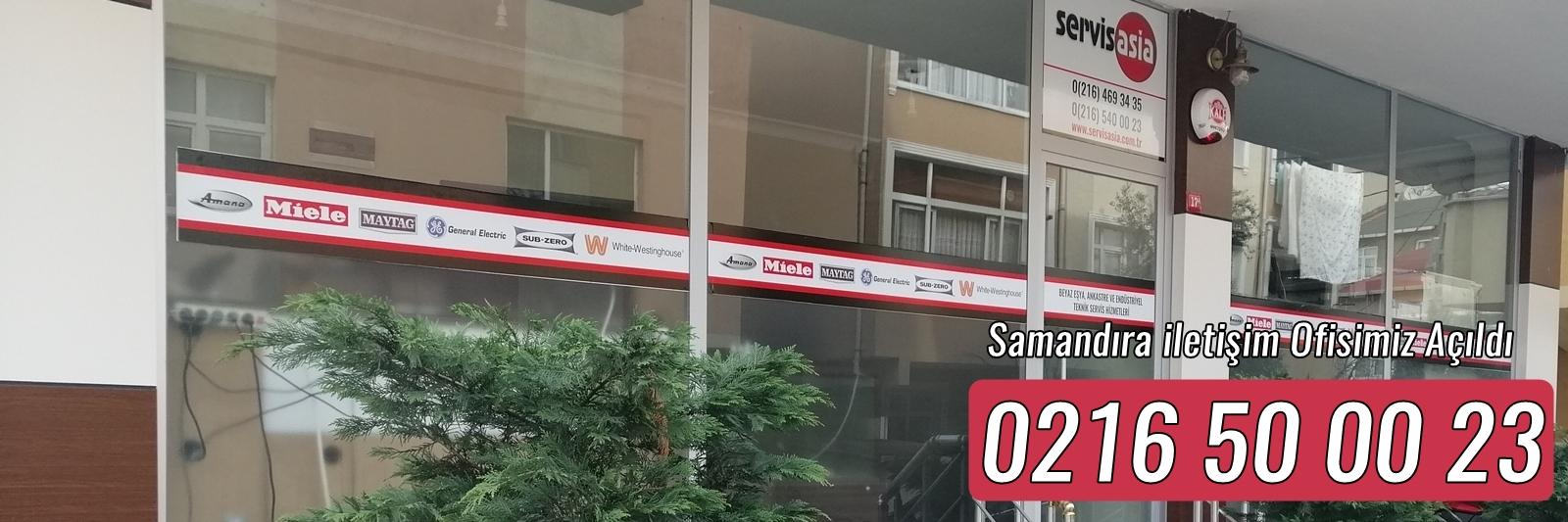 Samandıra iletişim Ofisimiz Açıldı
