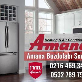 Sultanbeyli Amana Buzdolabı Servisi