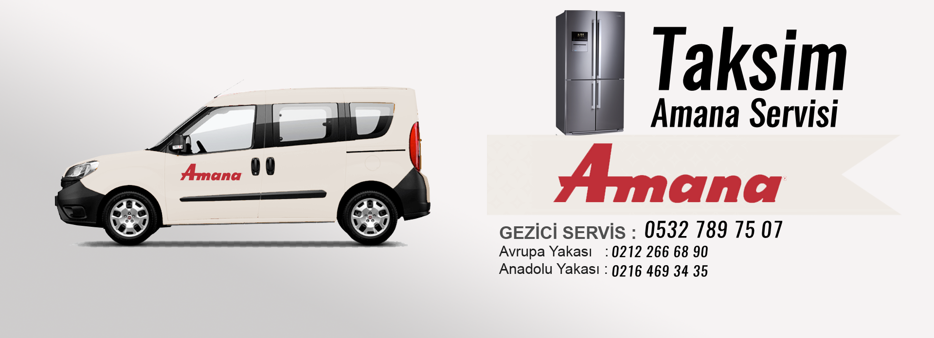 Taksim Amana Servisi