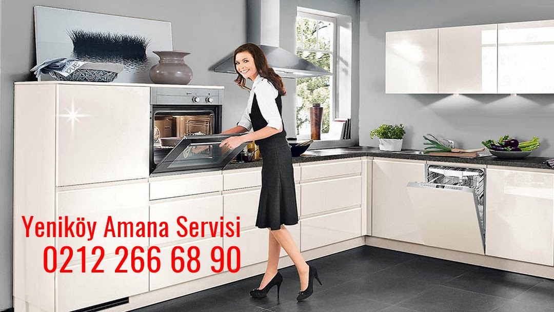 Yeniköy Amana Servisi